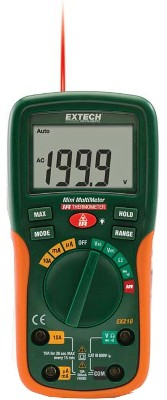 Extech Instruments EX210 - Multimetre ve Infrared Termometre